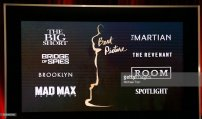 Nominees for Best Picture