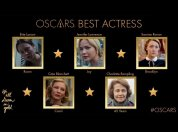 Best Actress Nominees Have