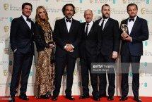 With Best Film winners