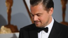 Di Caprio Bags The Oscars For