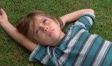 Ellar Coltrane at age six in a