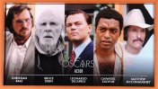 Best actor nominees for Oscars