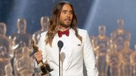 Jared Leto winning the oscar