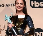 Alicia Vikander SAG Awards 2016