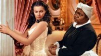 Hattie McDaniel with Vivien Leigh in Gone with the Wind