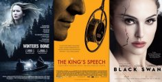 Oscar nominees Best Picture 2011