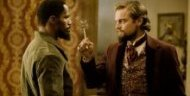 Making history: (L-R) Jamie Foxx and Leonardo DiCaprio in 'Django Unchained.'