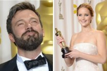 oscars 2013 winners ben affleck jennifer lawrence gi Oscars 2013 winners recap: 'Argo, ' Jennifer Lawrence, 'Life of Pi' and Daniel Day Lewis score
