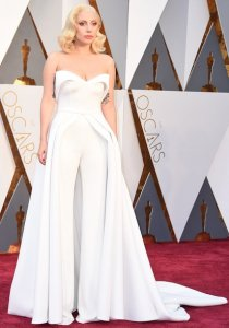 oscars red carpet 2016 best dressed lady gaga