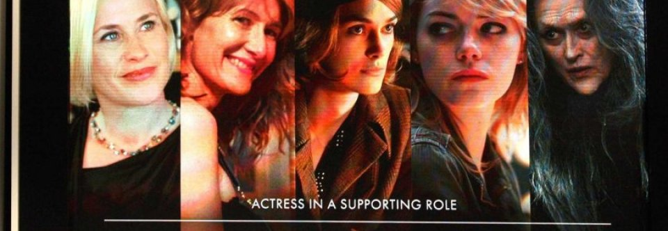 2015 Best Supporting Actress