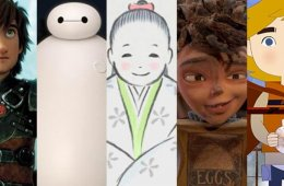 2015 Oscars Best Animated Feature