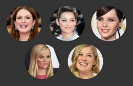 2015 Best Actress nominees