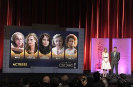 Academy Awards for Best Actress 2013