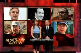 Academy Awards nominated Movies 2012
