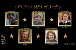 Best Actress nominees