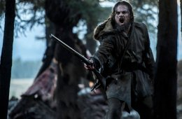 Leonardo DiCaprio nominated for Oscar