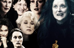 List of Meryl Streep Oscar nominations