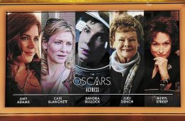 Oscar Best movies nominees 2014