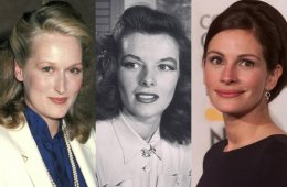 Oscar Winning actresses list