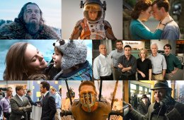 Oscars Best movies nominations