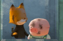 Short Animation Oscar nominations 2015