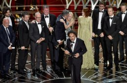 Who won Best Actor in Oscars 2015?