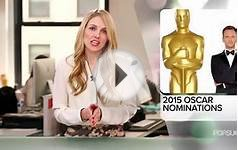 2015 Oscar Nominations Revealed!
