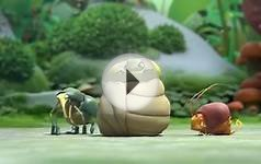 "**2015 Oscar Nominated** 3D Animated Shorts: ""Sweet Cocoon"