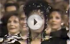 1988 Academy Awards - Highlights of past winners and Cher