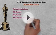 2015 Oscar Award Nominations for Best Picture