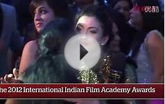 2012 IIFA International Indian Film Academy Awards