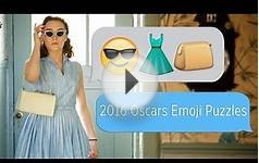 2016 Oscars Emoji Puzzles Best Picture Nominees