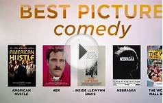 2014 Golden Globes Movie Nominations