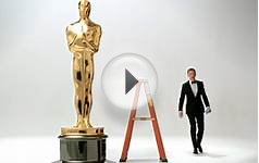 "ABC 2015 Oscars Promo ""Illusion"""