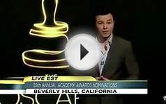 Academy Awards 2013 - Full Show Part-1 | Live performances
