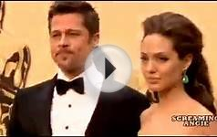 ANGELINA JOLIE & BRAD PITT * THE 81ST ACADEMY AWARDS ""