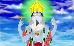 Birth of Krishna (English) Animated Feature