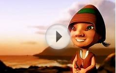 "CGI ""Award Winning"" Animated Short Film HD : Camanchango"