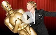 Ellen DeGeneres Back to Host 86th Annual Academy Awards in