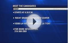Front runners for Louisiana Governor to debate Thursday