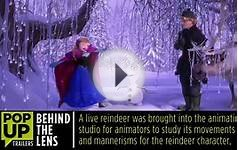 Frozen - Pop Up Trailer (2013) - Disney Animated Movie HD