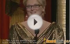FULL Oscars 2013 Ceremony Part 4