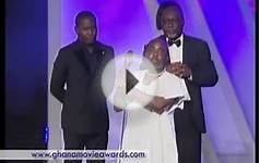 GHANA MOVIE AWARDS 2013 BEST GALAMSEY AWARD