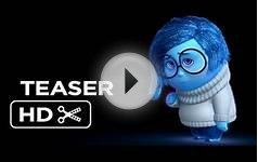Inside Out Teaser TRAILER (2015) - Pixar Animated Movie HD