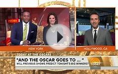 Inside the Oscars: Will previous shows predict tonight's