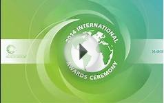 International Awards Ceremony 2014