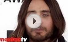 Jared Leto 2014 Spirit Awards ARRIVALS - Oscar Nominated for