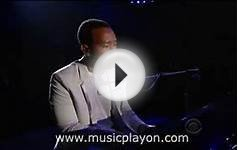 John Legend - All Of Me (At 2014 Grammy Awards) (Live) (2014)