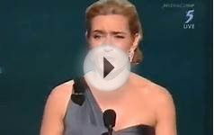 KATE WINSLET WINS BEST ACTRESS IN OSCARS 2009