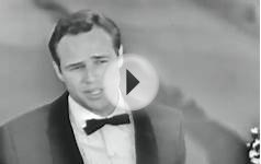 Marlon Brando Wins Best Actor: 1955 Oscars